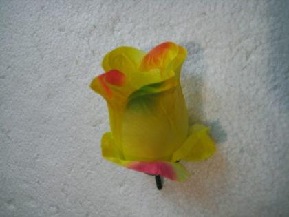 Бутон розы «Росинка»  (40шт/уп) d-7см