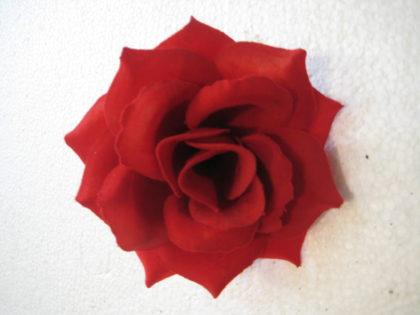 Роза бархатная «Сибирь» (160шт/уп) d-9см