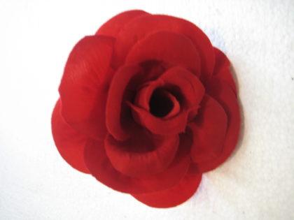 Роза бархатная «Арабелла» (100шт/уп) d-13см