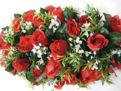 Торпеда с розой «Элегия» расцветки в ассортименте